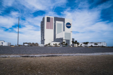 Cape Canaveral Vehicle Assembly Building